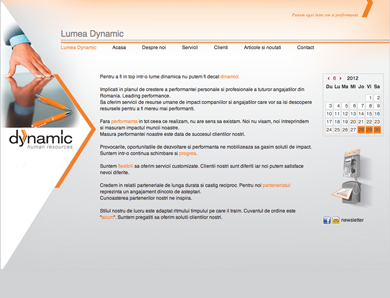 Dynamic HR site1