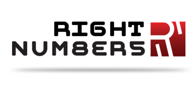 Logo Right numbers